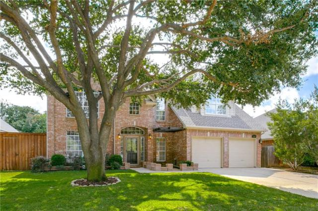 2121 Brentcove Drive, Grapevine, TX 76051 (MLS #13926743) :: The Rhodes Team