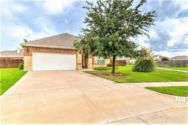 817 Olive Court, Burleson, TX 76028 (MLS #13926914) :: Potts Realty Group