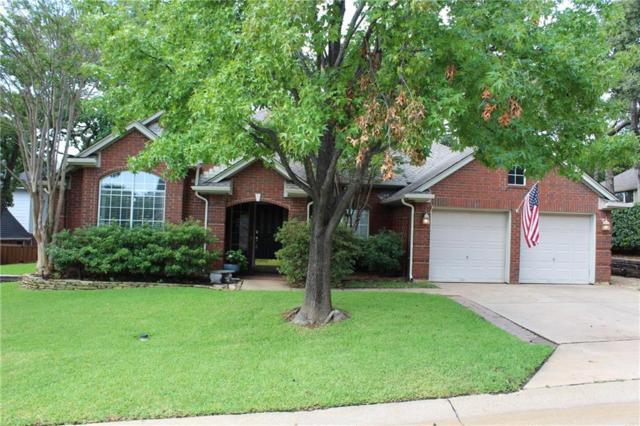 2616 Creekside Way, Highland Village, TX 75077 (MLS #13926953) :: Baldree Home Team