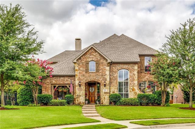 901 Crestmoor Drive, Allen, TX 75013 (MLS #13927223) :: NewHomePrograms.com LLC