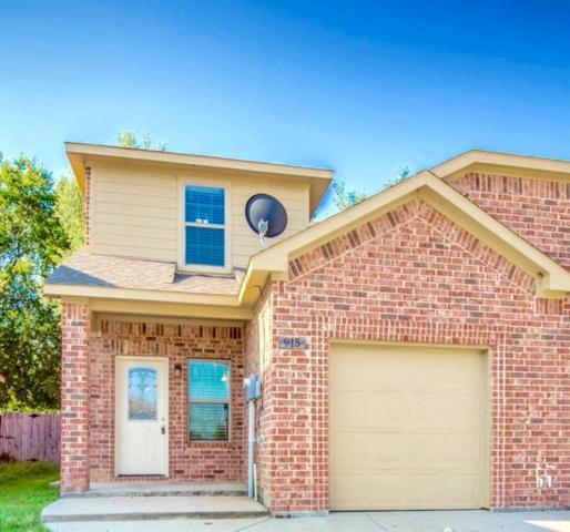 915 Parkplace Ridge, Princeton, TX 75407 (MLS #13927250) :: Pinnacle Realty Team