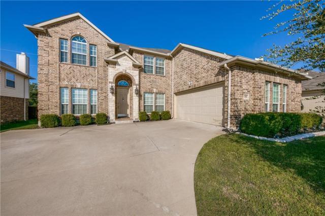 2401 Trickling Creek Drive, Garland, TX 75041 (MLS #13927271) :: RE/MAX Landmark