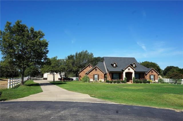 212 Austin Creek Court, Fort Worth, TX 76140 (MLS #13927341) :: Team Hodnett