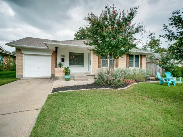 9526 Liptonshire Drive, Dallas, TX 75238 (MLS #13927350) :: The Hornburg Real Estate Group