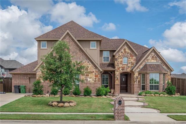 545 Leeward Drive, Murphy, TX 75094 (MLS #13927407) :: RE/MAX Town & Country