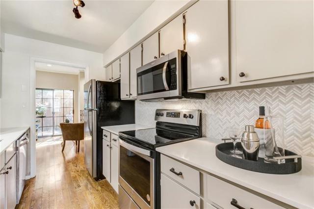 3817 Rawlins Street #106, Dallas, TX 75219 (MLS #13927434) :: Baldree Home Team