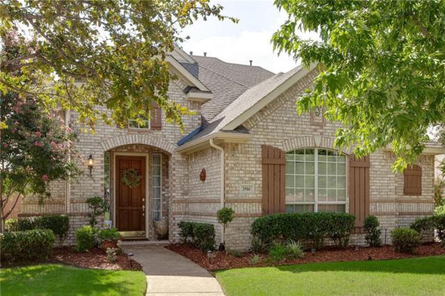 2916 Butterfield Stage Road, Highland Village, TX 75077 (MLS #13927442) :: Baldree Home Team