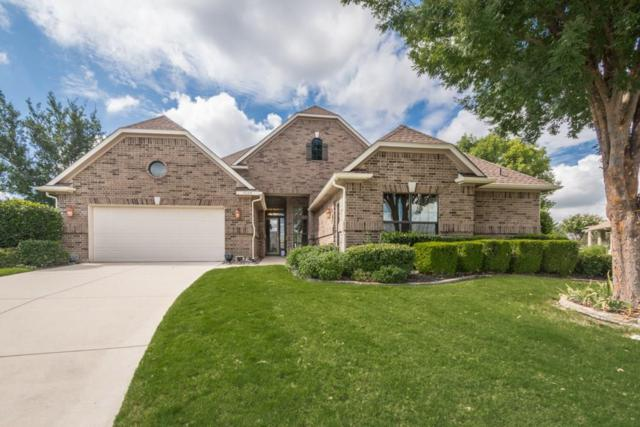 9608 Parkview Court, Denton, TX 76207 (MLS #13927652) :: Team Hodnett