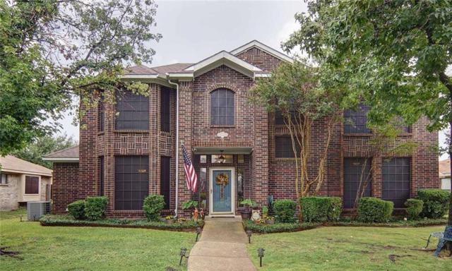 1708 Brenwood Drive, Mesquite, TX 75181 (MLS #13927675) :: Baldree Home Team
