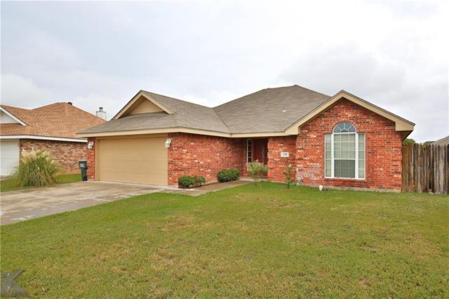 1218 Tulane Drive, Abilene, TX 79602 (MLS #13927724) :: The Tonya Harbin Team