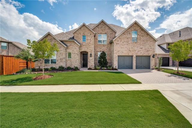 421 Esperanza Drive, Prosper, TX 75078 (MLS #13927735) :: The Chad Smith Team