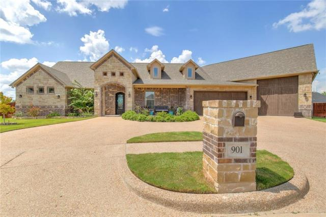 901 Joshua Court, Granbury, TX 76048 (MLS #13927765) :: RE/MAX Town & Country