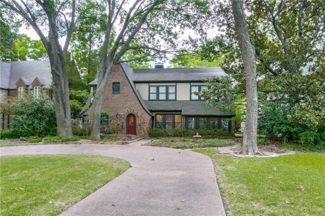 3311 Beverly Drive, Highland Park, TX 75205 (MLS #13927787) :: NewHomePrograms.com LLC