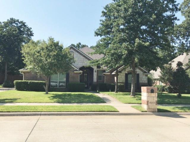 1573 Flying Jib Drive, Azle, TX 76020 (MLS #13927857) :: RE/MAX Town & Country