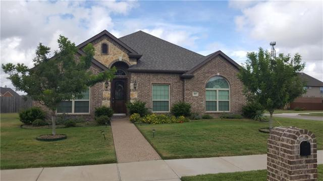 805 Regal Bluff Lane, Desoto, TX 75115 (MLS #13927963) :: Robbins Real Estate Group