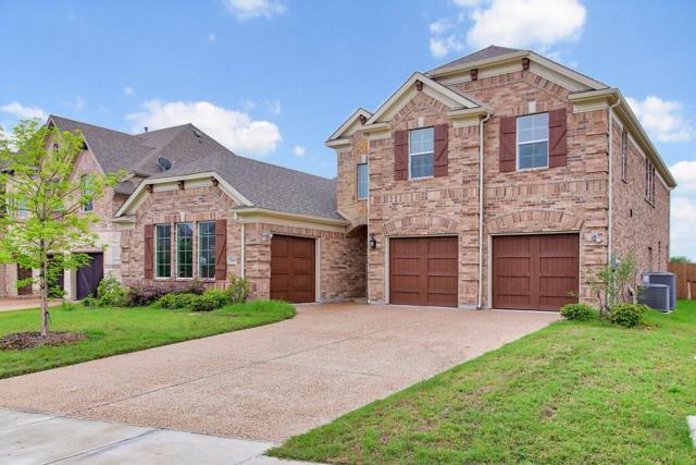7805 Saint Clair Drive, Mckinney, TX 75071 (MLS #13928185) :: RE/MAX Landmark