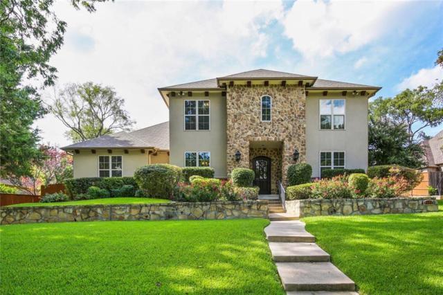 8535 Groveland Drive, Dallas, TX 75218 (MLS #13928197) :: RE/MAX Town & Country