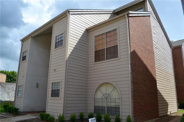 9747 Whitehurst Drive #139, Dallas, TX 75243 (MLS #13928408) :: Team Tiller