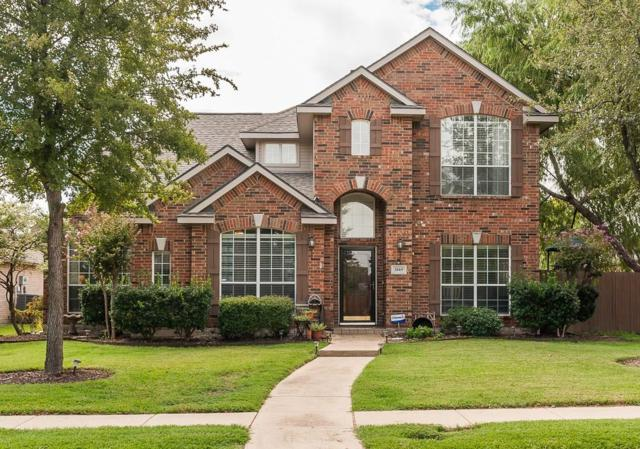 1669 Castle Pines Drive, Frisco, TX 75036 (MLS #13928414) :: RE/MAX Landmark