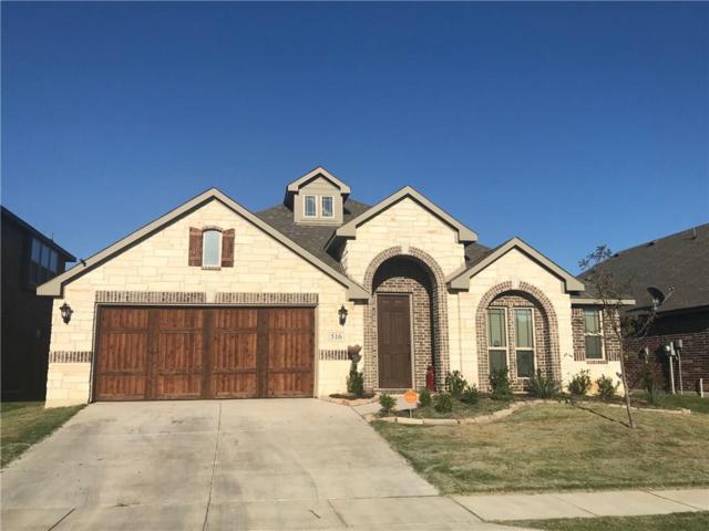 516 Lakeview Drive, Alvarado, TX 76009 (MLS #13928451) :: Potts Realty Group