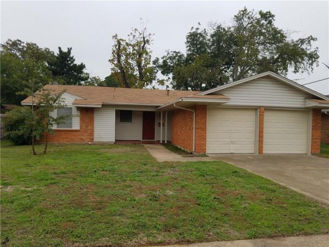 820 Ravenwood Drive, Arlington, TX 76013 (MLS #13928551) :: Century 21 Judge Fite Company