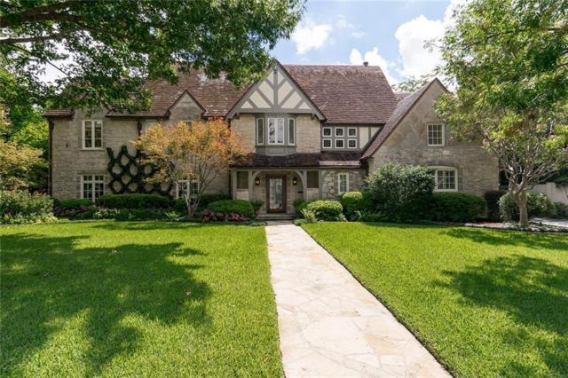 4411 Belfort Avenue, Highland Park, TX 75205 (MLS #13928608) :: Robbins Real Estate Group