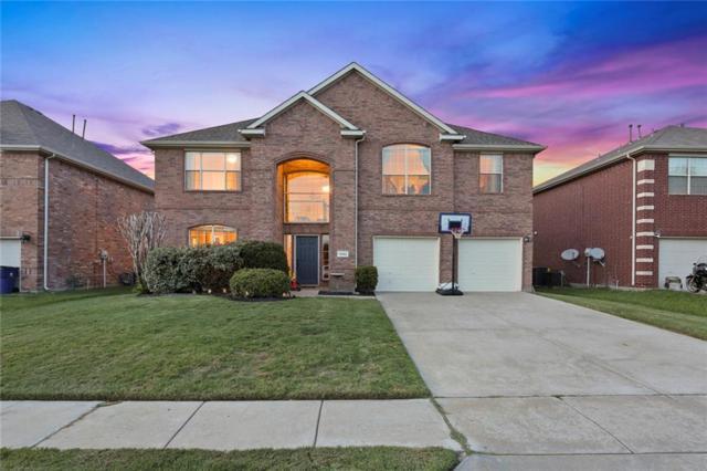 1052 Pelican Drive, Frisco, TX 75033 (MLS #13928647) :: Robbins Real Estate Group