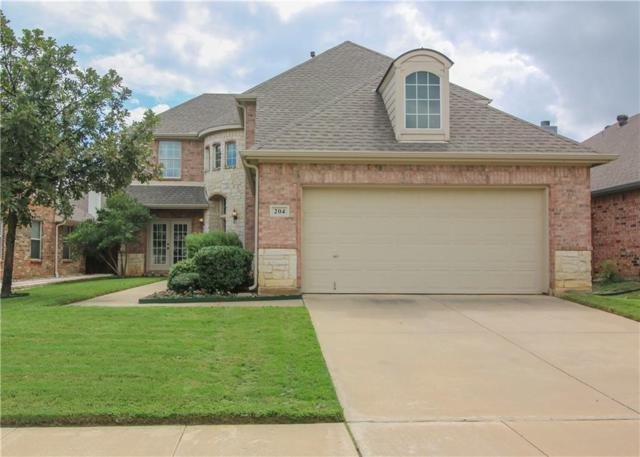 204 Fountainview Drive, Euless, TX 76039 (MLS #13928670) :: RE/MAX Town & Country