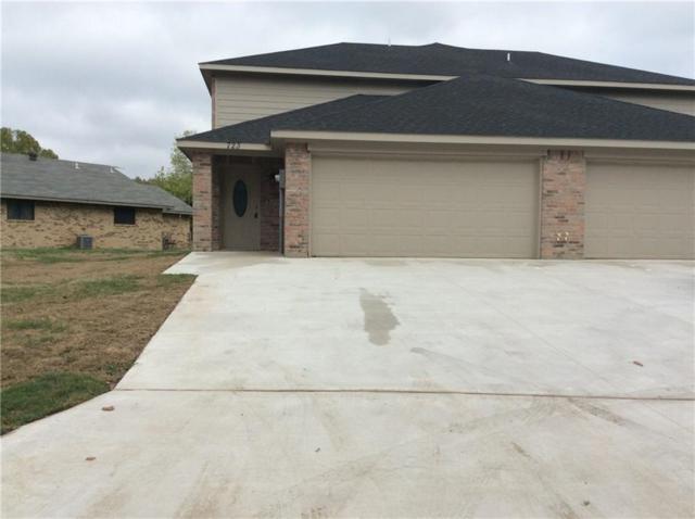 721 Prairie Creek Drive, Princeton, TX 75407 (MLS #13928806) :: Pinnacle Realty Team