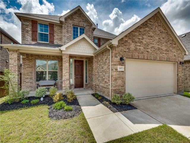 1405 Caney Creek Lane, Mckinney, TX 75071 (MLS #13928845) :: Frankie Arthur Real Estate