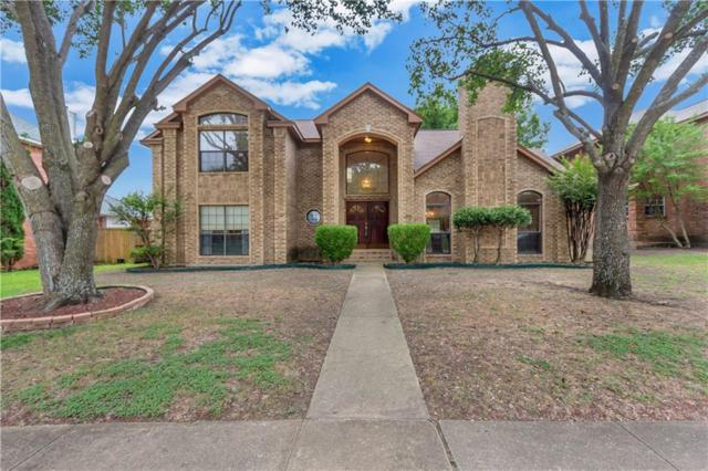 648 Autumn Oaks Drive, Allen, TX 75002 (MLS #13929000) :: Baldree Home Team