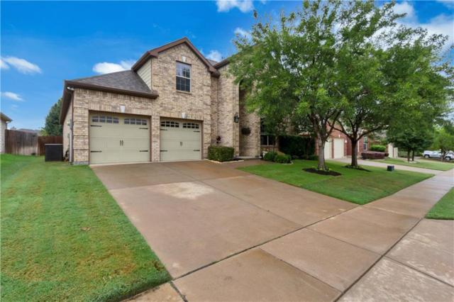 12320 Langley Hill Drive, Fort Worth, TX 76244 (MLS #13929010) :: Frankie Arthur Real Estate