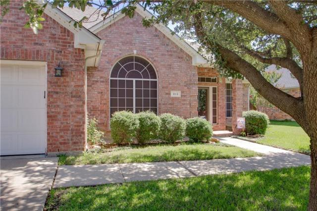 813 Valley Terrace Road, Burleson, TX 76028 (MLS #13929032) :: Potts Realty Group