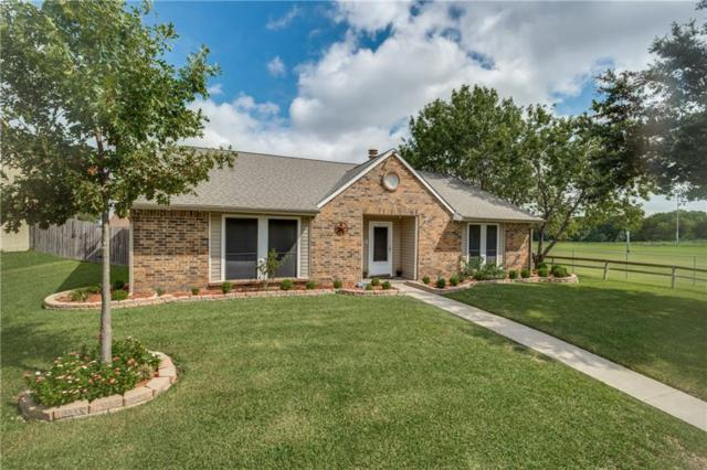 5828 Treese Circle, The Colony, TX 75056 (MLS #13929148) :: Baldree Home Team