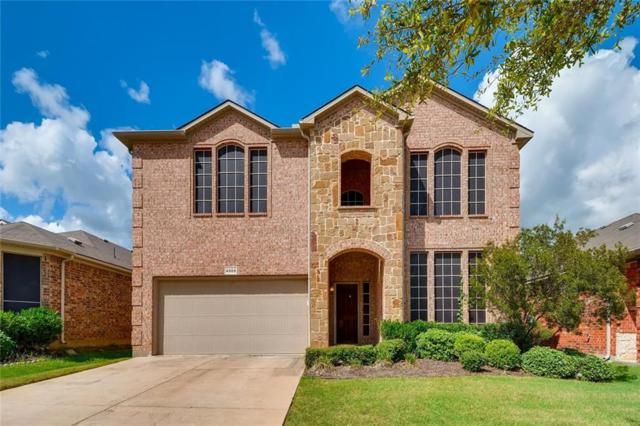 4508 Lacewood Drive, Denton, TX 76226 (MLS #13929167) :: Baldree Home Team