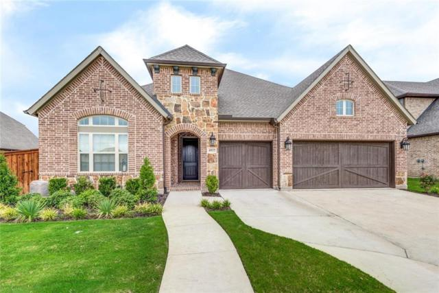 4937 Campbeltown Drive, Flower Mound, TX 75028 (MLS #13929219) :: RE/MAX Town & Country