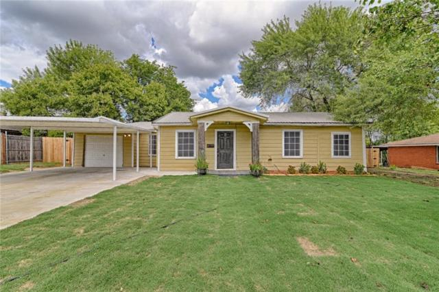 206 Hunt Street, Mansfield, TX 76063 (MLS #13929223) :: RE/MAX Town & Country