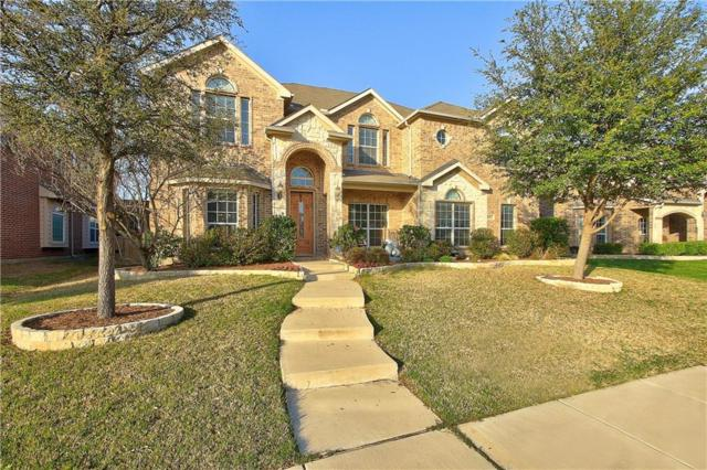1482 Plum Valley Drive, Frisco, TX 75033 (MLS #13929260) :: Baldree Home Team