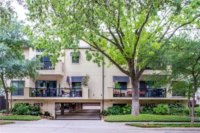 4122 Avondale Avenue #201, Dallas, TX 75219 (MLS #13929368) :: Magnolia Realty