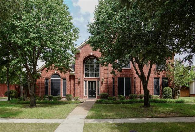 132 Kingsridge Drive, Coppell, TX 75019 (MLS #13929378) :: Team Tiller