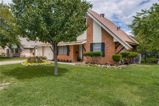 5312 Roberta Drive, North Richland Hills, TX 76180 (MLS #13929402) :: Robbins Real Estate Group