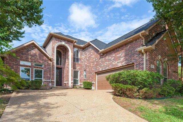 5817 Firecrest Drive, Garland, TX 75044 (MLS #13929526) :: RE/MAX Town & Country