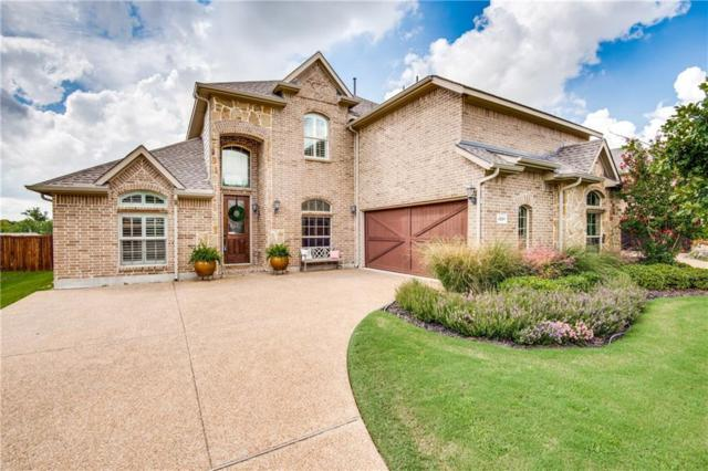 4201 Cherokee Drive, Mckinney, TX 75072 (MLS #13929560) :: The Chad Smith Team