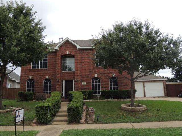 560 Salisbury Drive, Grand Prairie, TX 75052 (MLS #13929697) :: The Tierny Jordan Network