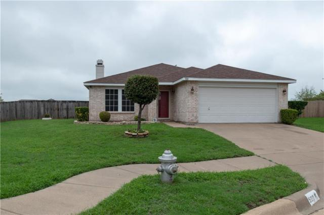 500 Oriel Circle, Fort Worth, TX 76036 (MLS #13929972) :: Team Hodnett
