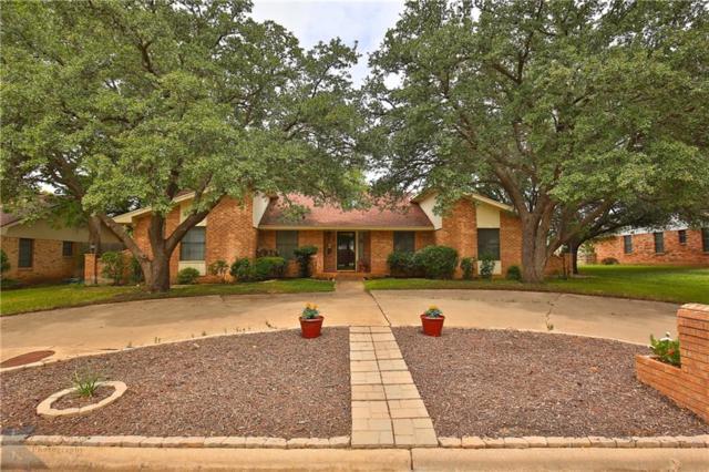 750 Diamond Lake Drive, Abilene, TX 79601 (MLS #13930023) :: Century 21 Judge Fite Company