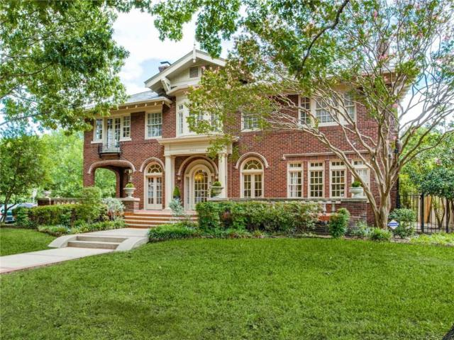 5450 Gaston Avenue, Dallas, TX 75214 (MLS #13930177) :: Magnolia Realty