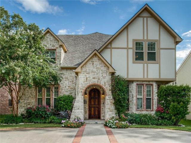 6118 Goliad Avenue, Dallas, TX 75214 (MLS #13930239) :: RE/MAX Landmark