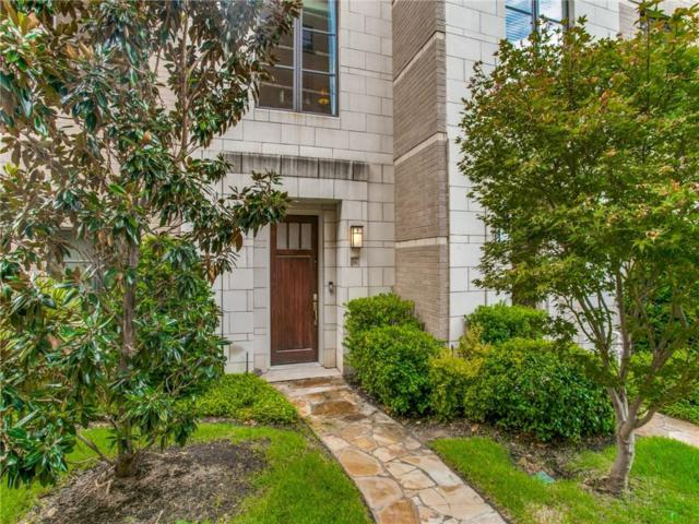 3210 Carlisle Street #36, Dallas, TX 75204 (MLS #13930327) :: Magnolia Realty