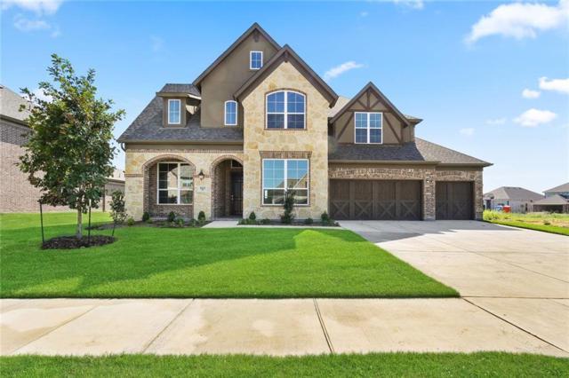 1621 Serra Drive, Little Elm, TX 75068 (MLS #13930330) :: Team Tiller